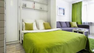 New Studio apartment in the heart of PaulMarie from