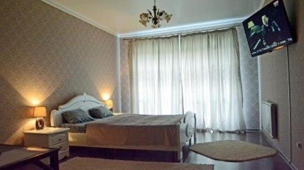 Однокомная квартира на Гребном канале