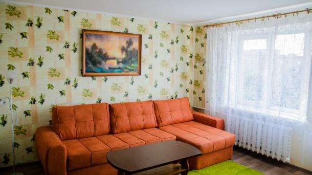 2-х комнатная квартира в центре Бреста - набережная Ф. Скорины 34