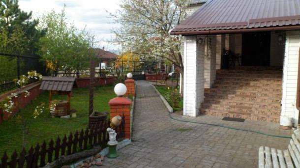 Гостевой дом на Берёзовке